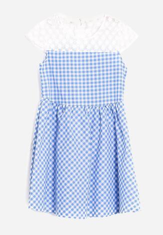 Ясно-Блакитна Сукня