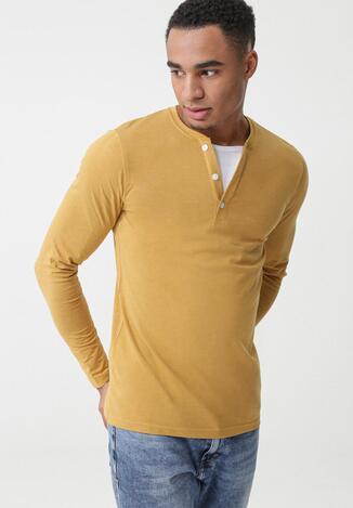 Жовтий Лонгслів