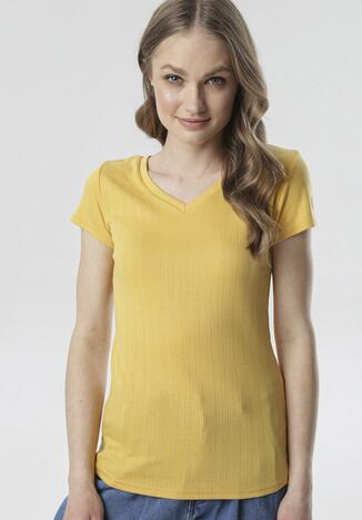 Жовта Футболкa
