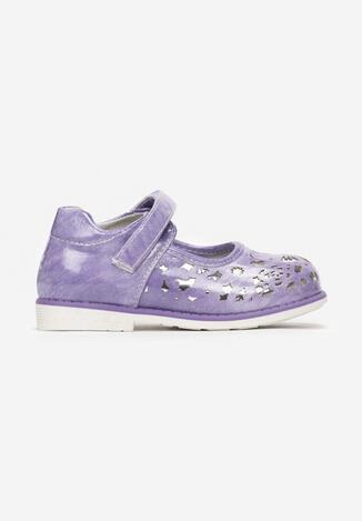 Фіолетові Напівчеревики