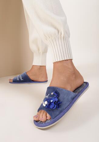 Блакитні Тапки