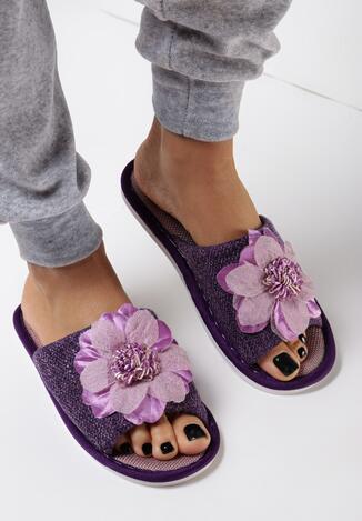Фіолетові Тапки