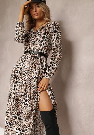 Леопардова Сукня