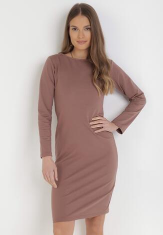 Темно-Рожева Сукня