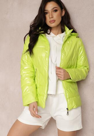 Салатова Куртка