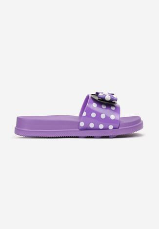 Фіолетові Шльопанці