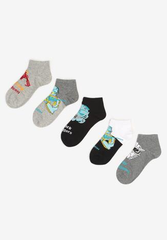 Різнокольорові Шкарпетки