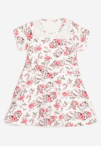 Біло-Рожева Сукня