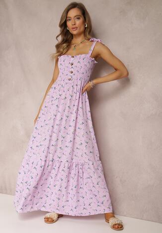 Лілова Сукня