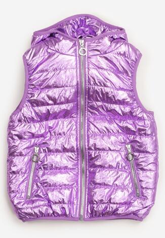Фіолетовий Жилет