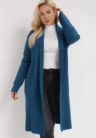 Синій Кардиган