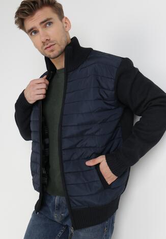 Чорно-Синя Куртка