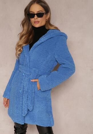 Блакитна Куртка Teddy Bear