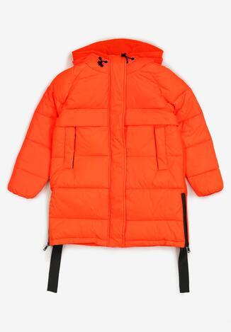 Оранжева Куртка