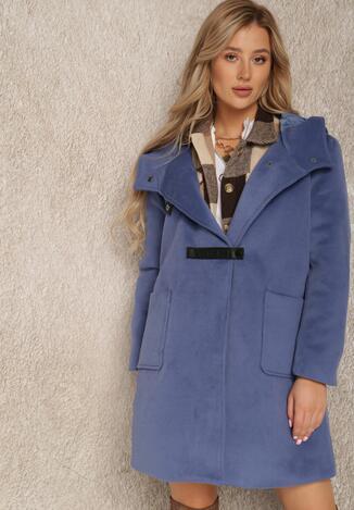 Синє Пальто