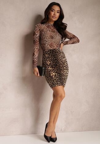 Леопардова Спідниця