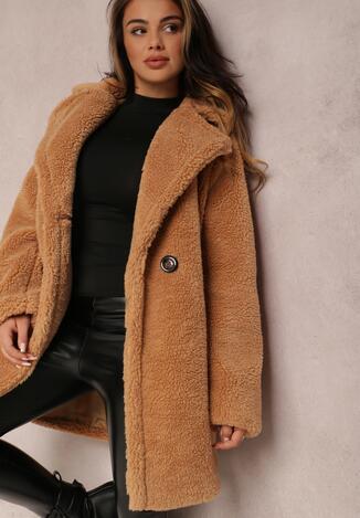 Карамельне Пальто Teddy Bear