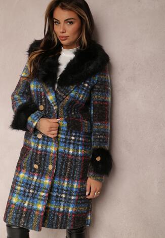 Чорно-Блакитне Пальто