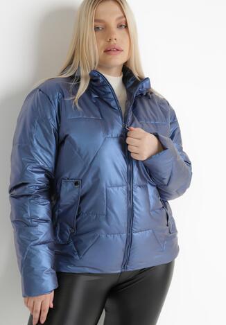 Темно-Блакитна Куртка