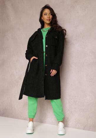 Чорне Пальто Teddy Bear