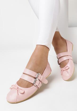 Рожеві Балетки