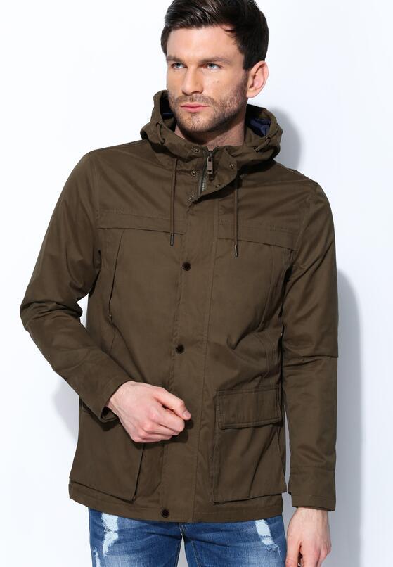 Зелена Куртка