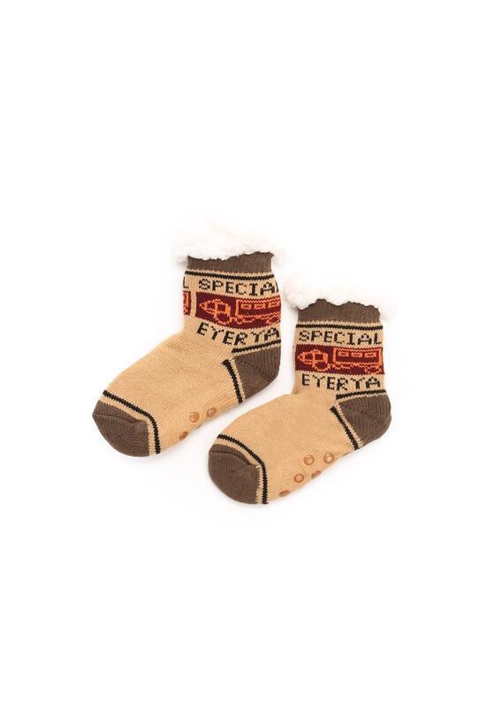 Ясно-коричневі Шкарпетки