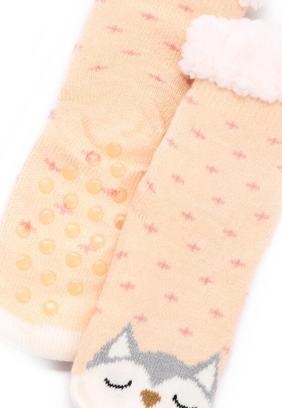 Персикові Шкарпетки