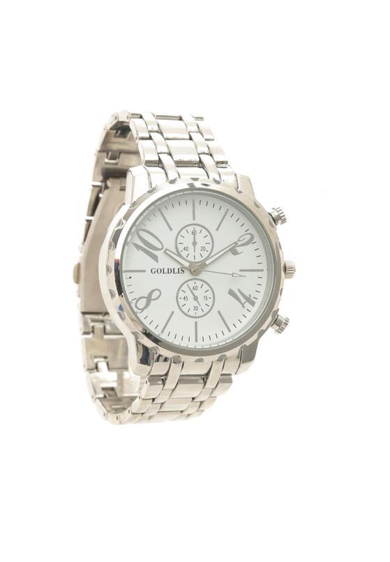 Срібний Годинник