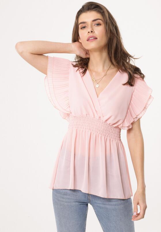 Рожева Блузка