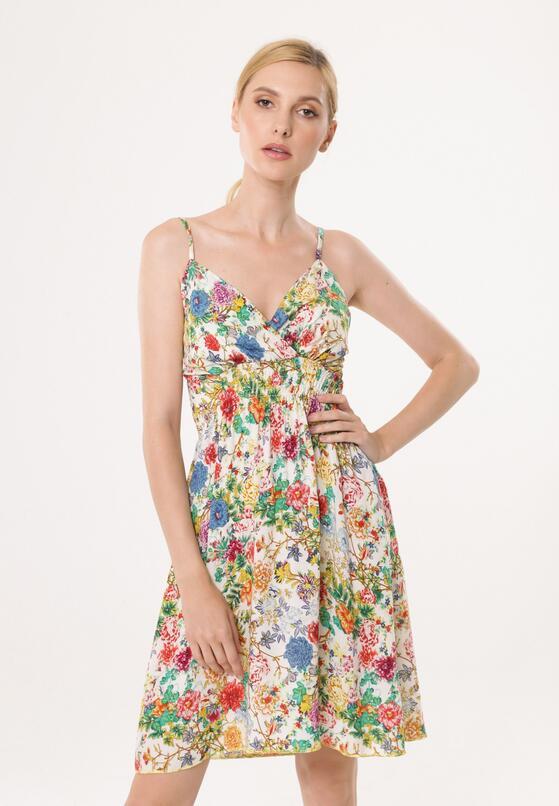Різнокольорова Сукня