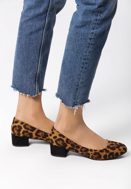 Леопардові Туфлі