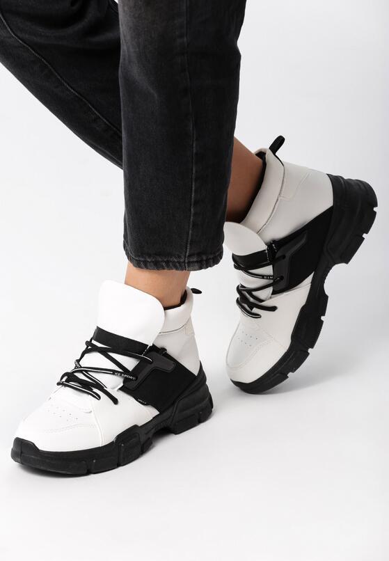 Бело-Черные Сникерсы