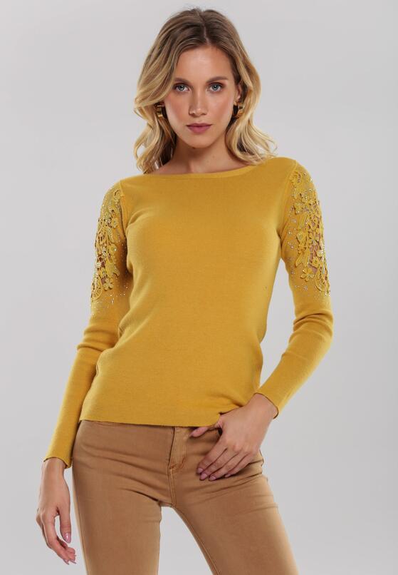 Жовтий Светр