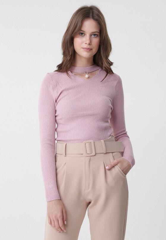 Рожевий Светр