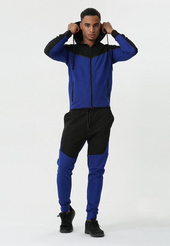 Синій Спортивний Костюм