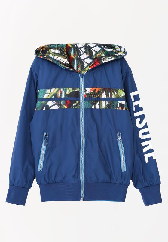 Синя Куртки