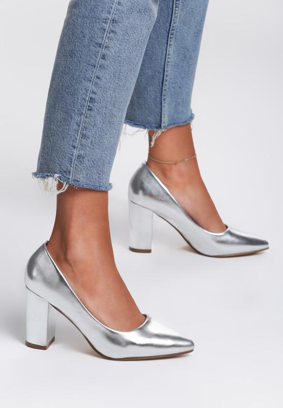 Серебряные Туфли