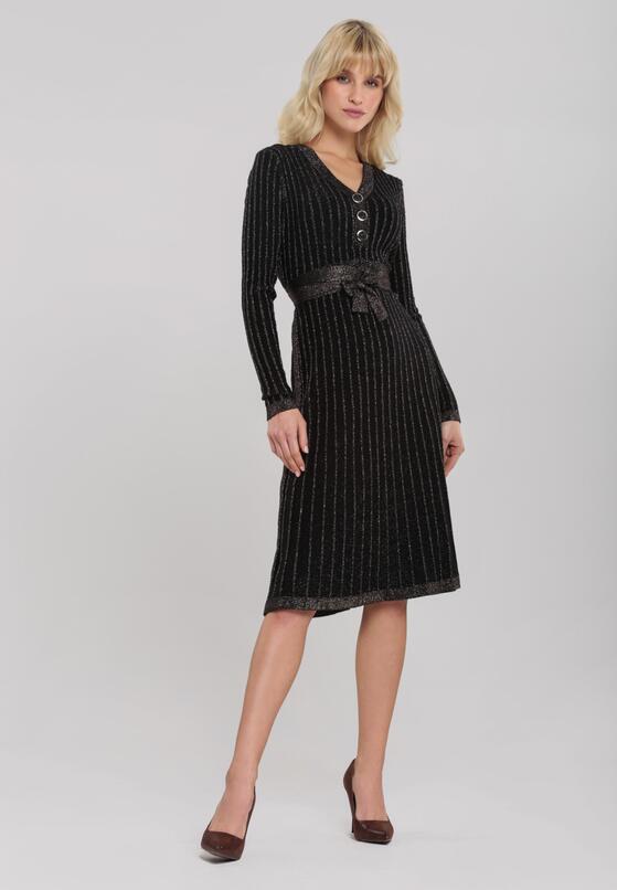 Чорно-Золота Сукня