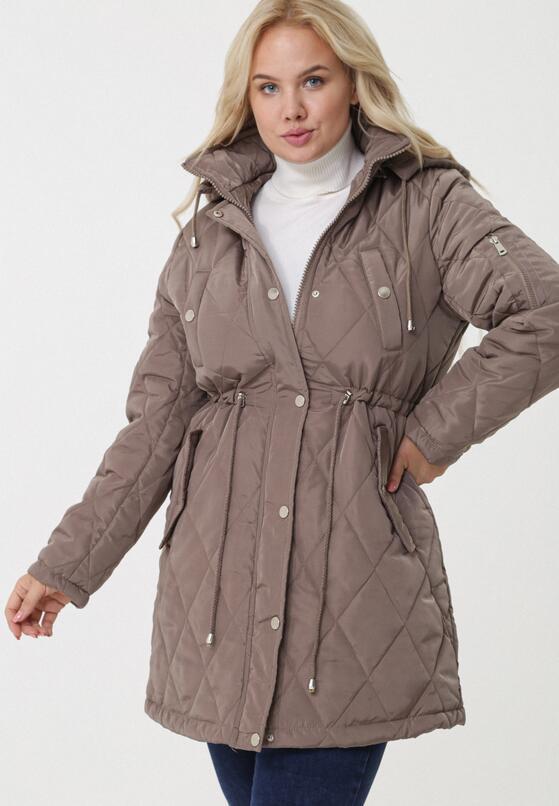 Бежева Куртка