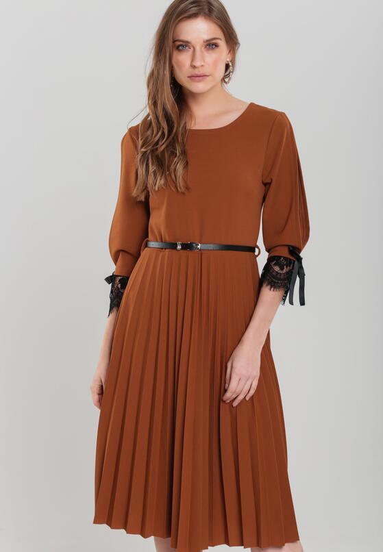 Карамельна Сукня