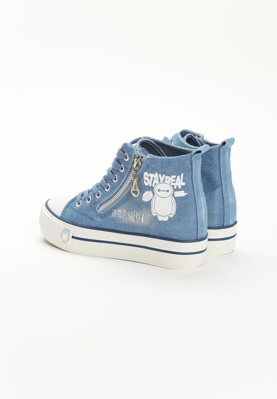 Блакитні Снікерси