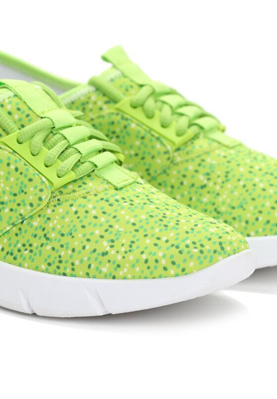Зелені Кросівки