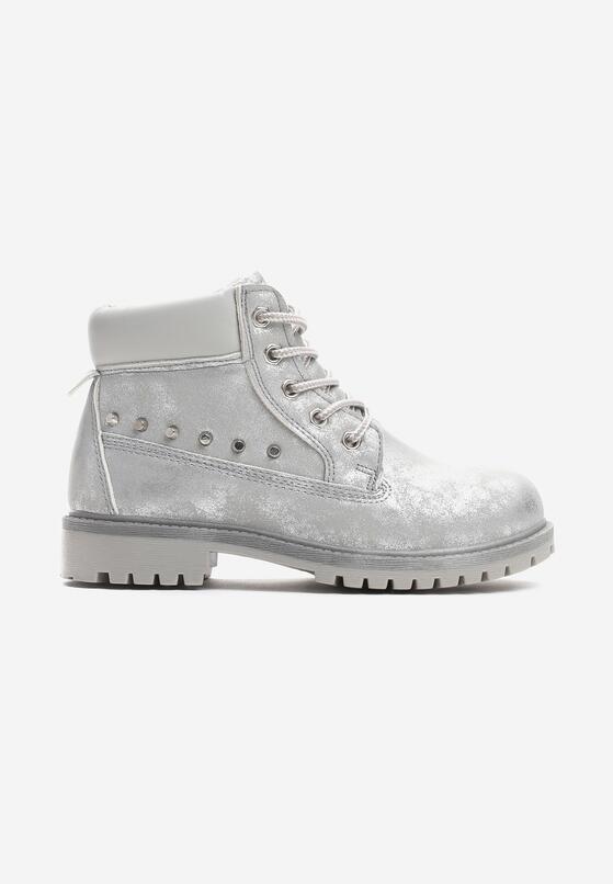 Серебряные Ботинки