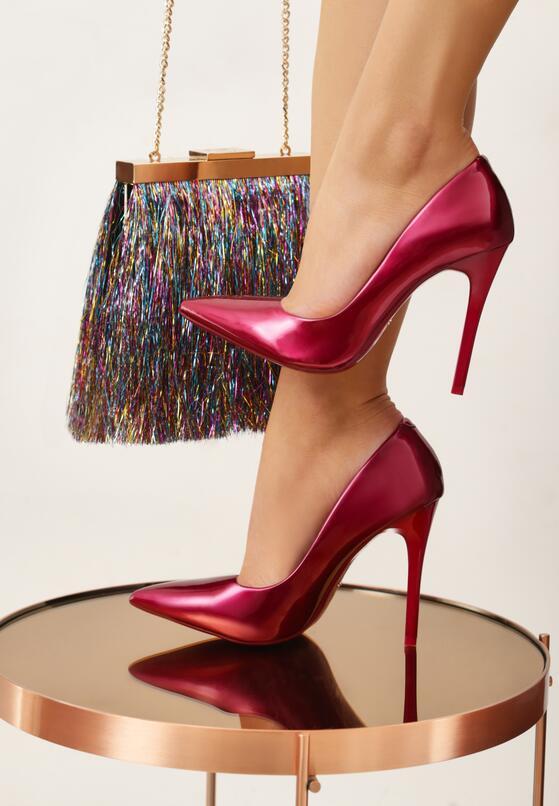 Фуксиновые Туфли