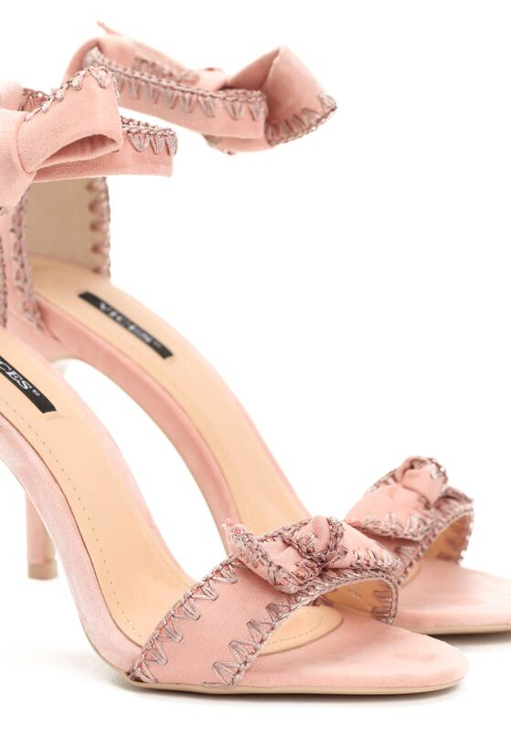 Рожеві Босоніжки
