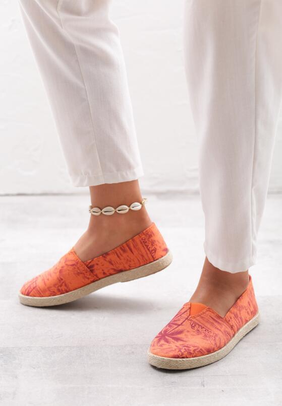 Оранжеві Еспадрильї