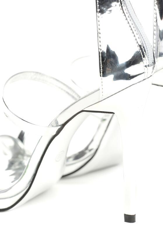 Срібні Босоніжки