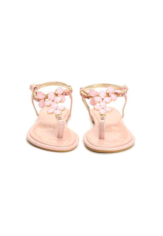 Рожеві Сандалі