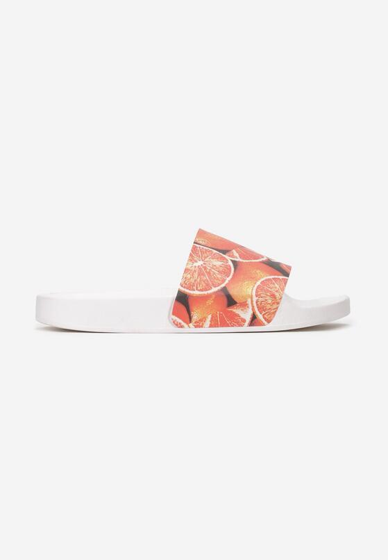 Оранжеві Гумові Шльопанці